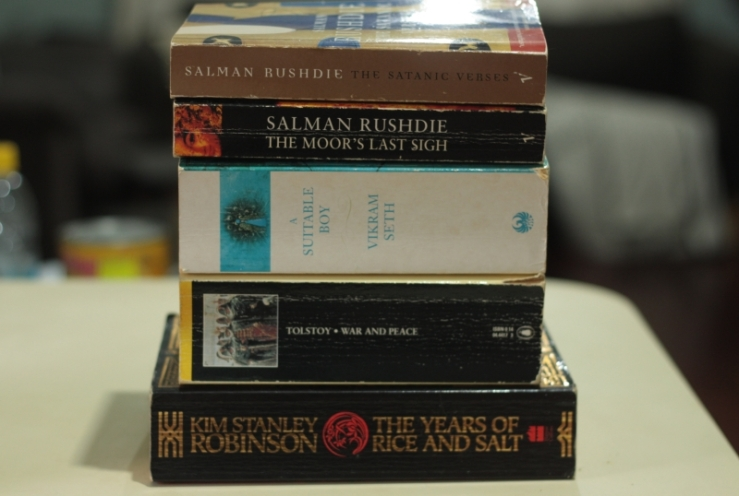 books adult favs