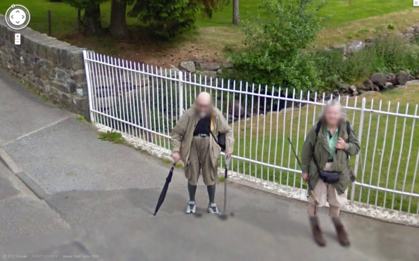 old people fashion scotland
